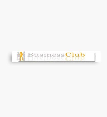 Business Club Canvas Print
