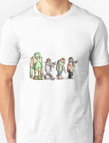 The monsters merge! Unisex T-Shirt