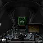 Su-39 cockpit by SenorFreebie