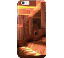 Night Fountain iPhone Case/Skin