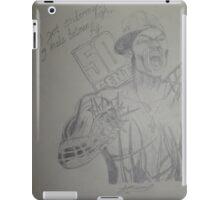 50 Cent - I got Spider man high I made Batman fly iPad Case/Skin