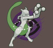 #150, Shiny Mewtwo by Natasha Jacques