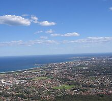 Brokers Nose, Wollongong by Cherise