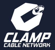 Clamp Cable Network by GradientPowell