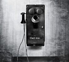 Call Me by vertigoimages