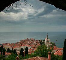 Piran, Slovenia by Bob Ramsak
