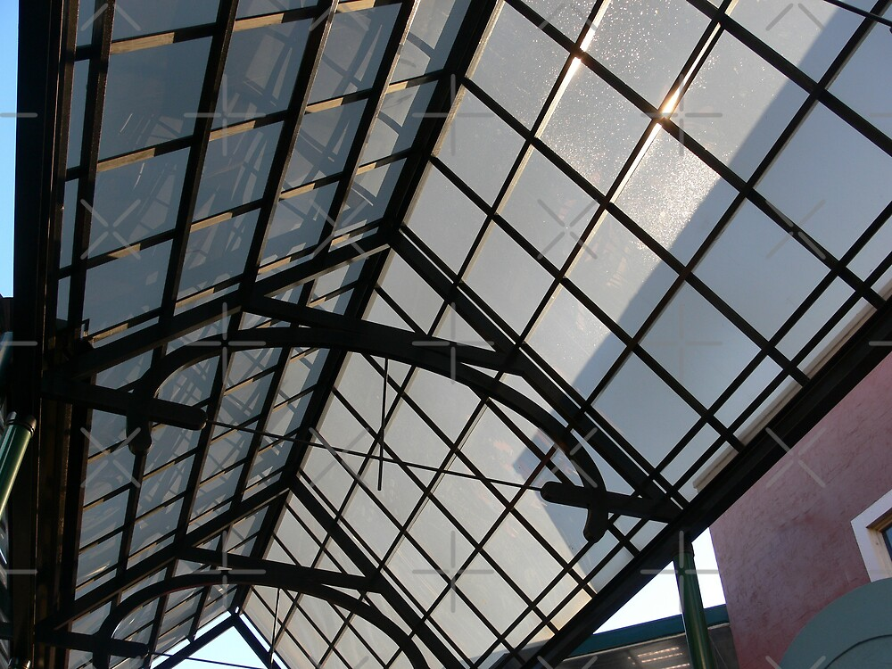 Glass Ceiling #2 by Sandra Chung