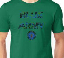 Blue army Unisex T-Shirt