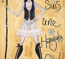 je suis une Harajuku girl by Sarina Tomchin