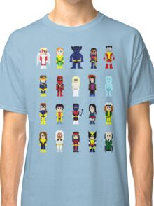 8-Bit Super Heroes 2: The Mutant-ing! Classic T-Shirt