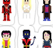 8-Bit Super Heroes 2: The Mutant-ing! Sticker