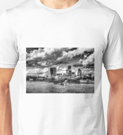 The Thames and City of London Unisex T-Shirt