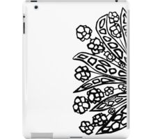 Pen work iPad Case/Skin