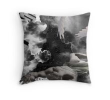 Punishment of Hope Throw Pillow