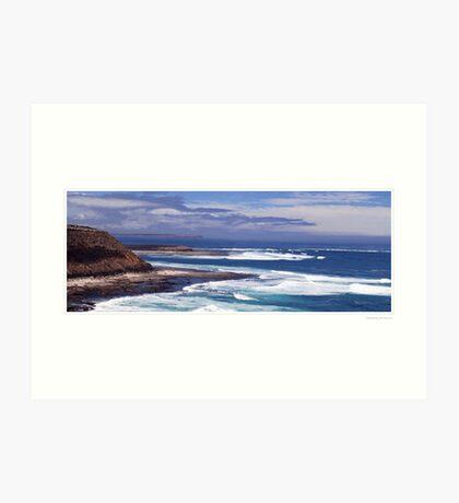 Great Southern Ocean Art Print