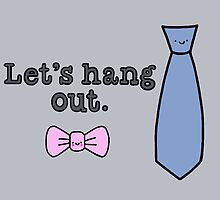 Let's Hang Out by Stacey Roman
