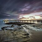 The Pier @ Lorne by Mark  Lucey