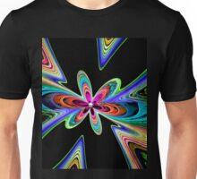Flowery Happiness Unisex T-Shirt