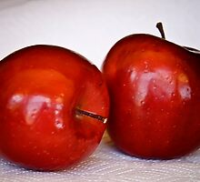 Red, Red Apples by David DeWitt