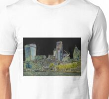 City of London Art Unisex T-Shirt