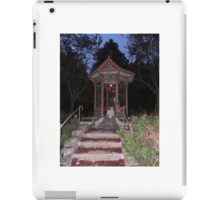 Gazebo iPad Case/Skin