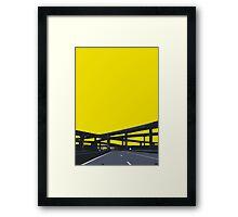 interchange Framed Print