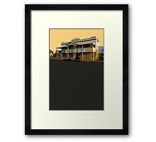 Yeoval, NSW Framed Print