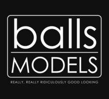 Balls Models by Lee Jones