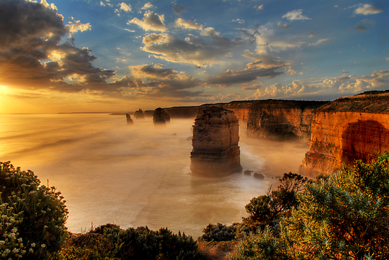 The 12 Apostles by Hien Nguyen