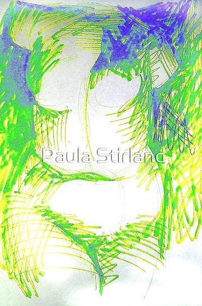 water woman2 by Paula Stirland