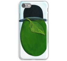 René Magritte egg Son Story iPhone Case/Skin