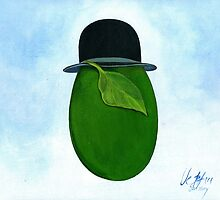 René Magritte egg Son Story by Veera Pfaffli