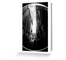 Movida at Flinders Alley Greeting Card