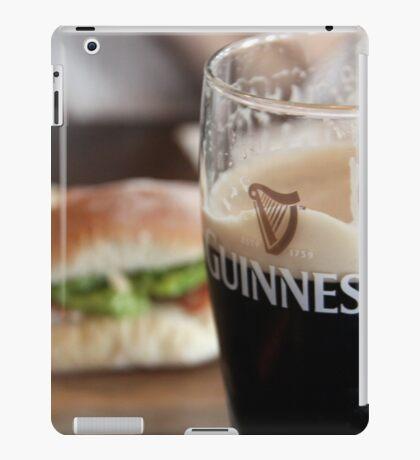 liquid lunch iPad Case/Skin