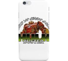 hulk buster armour iPhone Case/Skin
