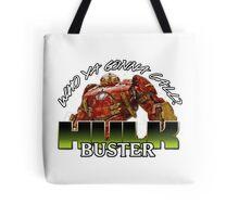 hulk buster armour Tote Bag