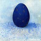 Ursa Major Otava egg by Veera Pfaffli