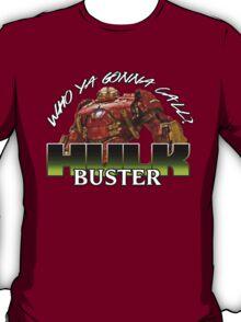 hulk buster armour T-Shirt