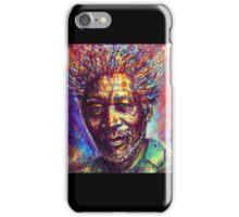 Morgan Freeman iPhone Case/Skin