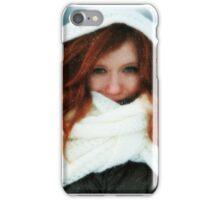 """ Nina,The beauty of read "" iPhone Case/Skin"