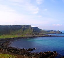 port noffer - giants causeway by mockbird