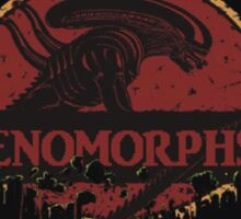 xenomorph (alien ) Sticker