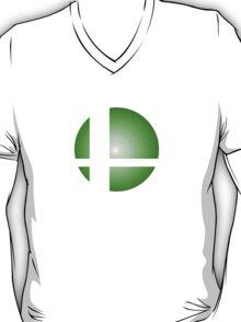 Smash Logo - Green Burst T-Shirt