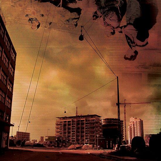 Dark City One by Donny Ocleirgh