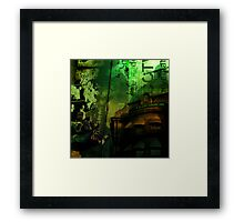 Dark City Two Framed Print