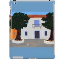 Greek Painting Greek Platia iPad Case/Skin