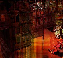Dark City Four by Donny Ocleirgh