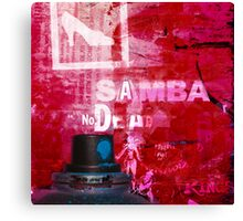 Graffiti Canvas Canvas Print