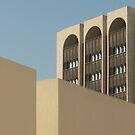 Beautiful Arab Building by Donny Ocleirgh