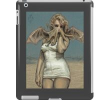 """Call of Cthulyn, 2014""  iPad Case/Skin"